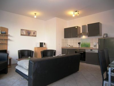 Photo for Apartment 1 - Schwab, Apartments in Zempin