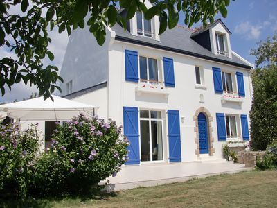Photo for Carnac: large and comfortable house: min 14 days