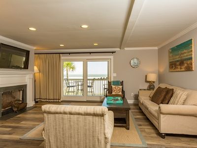 Photo for Intimate Oceanfront Villa - 1BR with Wild Dunes Amenities!