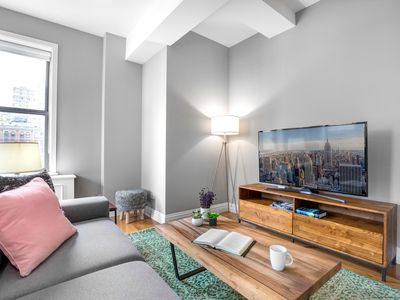 2BR Apartment Vacation Rental in New York, New York #2702058