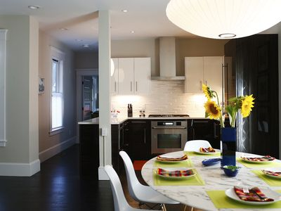 Photo for Spectacular renovated high end condo in Provincetown's East End