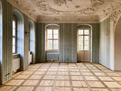 Photo for Park Suite, shower, toilet, 1 bedroom - Schloss Prossen