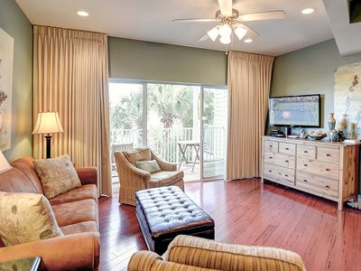 Photo for TurnKey - 3BR Townhouse w/ Pool only Steps Away from a Private Beach Access