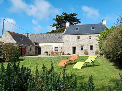 Photo for Vacation home in Plounéour - Trez, Finistère - 7 persons, 3 bedrooms