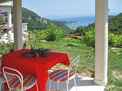 Photo for 2 bedroom Apartment, sleeps 4 in Labin with Air Con