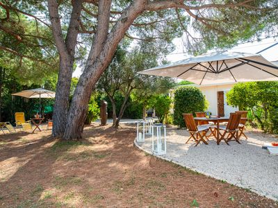 Photo for House with garden over the bay of Cannes