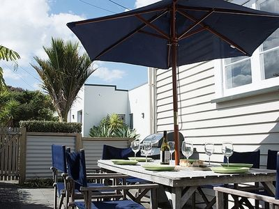 Photo for Raglan Retreat - Raglan Holiday Home