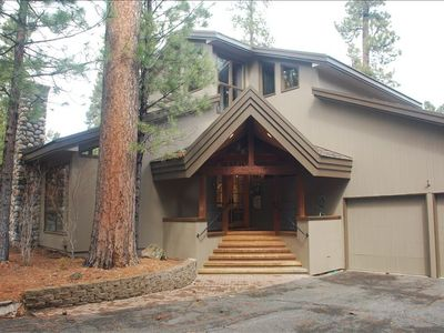 Photo for Gorgeous Black Butte Home on Golf Course