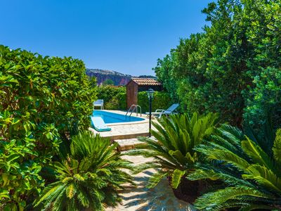 Photo for Private pool, 500 meters away from the sea