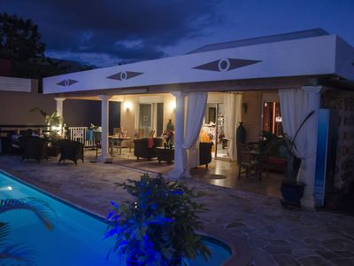 Photo for Villa and luxury Spa, ideal for family holidays