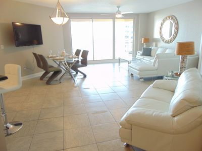 Photo for Luxury Beach View Condo on beautiful Clearwater Beach