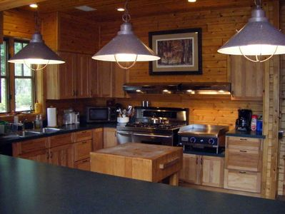 Full kitchen including dishwasher, disposal, pantry, full stove/oven and more.