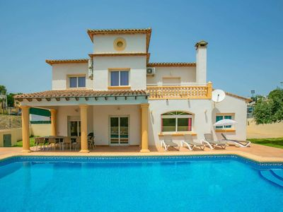 Photo for 5 bedroom accommodation in Moraira