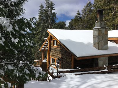 Photo for Vintage/Modern Cabin Fever!  Fun on the Mountain!