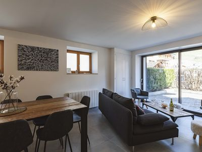 Photo for House 8 people in the heart of the village of Champagny en Vanoise
