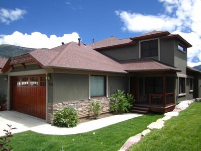 Photo for Elkton View Retreat - 3 bedroom & 2 1/2 bath Townhome with Animas River Valley View and just minutes from Downtown Durango.