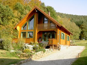 Detached wooden chalet in Dambach / Wineckerthal / Niederbronn les Baines