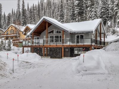 Photo for Castaway Chalet. This rental property is located in beautiful Sun Peaks, British Columbia, Canada and we look forward to your inquiry and/or reservation.