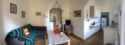 Photo for Beautifully refurbished apartment just 2 steps from the center