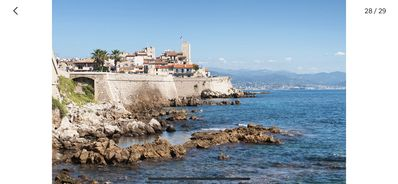 Photo for Luxury 2 bedroom apartment in the heart of Cap D'Antibes