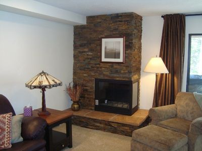 New Upgraded Gas Fireplace! This is not your typical Lake Cliffe!