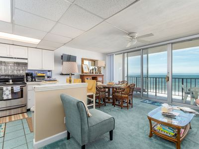 Photo for Oceanfront Condo - Outdoor Pool & Great Views - Sea Gate 810 (30th St)