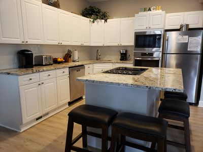 Photo for 3 Lyons All Updated Walk Beach, Pool 4 /Br 4 1/2 /Ba 5*  Live here 1/2 year.