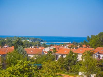 Photo for Apartment Ruzica II A4 with Balcony and Sea View in Porec