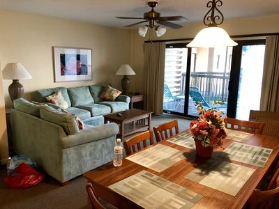 Photo for Heart of Madeira Beach! 3bd/2bth cozy condo with private balcony