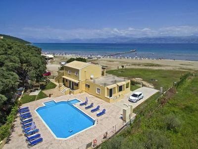 Photo for Apartments Kalamaki, Apraos  in Korfu - 5 persons, 2 bedrooms