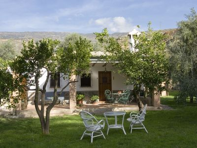 Photo for detached house for two people with large garden with fruit trees