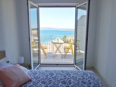 Photo for Apartment Ella-with beautiful sea view