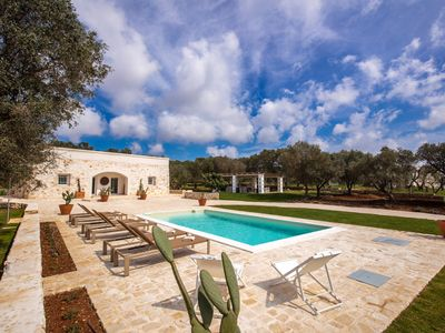 Photo for Lamia del Riccio: a typical Apulian residence.