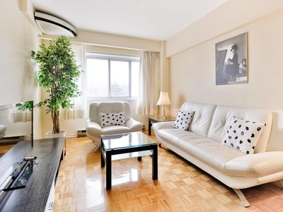 Photo for Spacious Apartment in the Heart of Montreal S0309