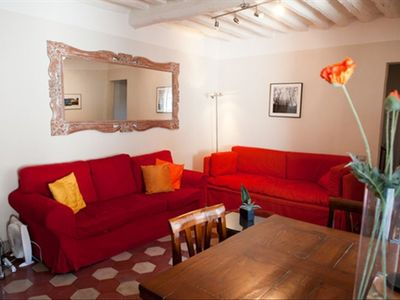 Photo for Romantic 2BR 2BA Apt W/in Heart of Lucca's Walls. Free Wifi