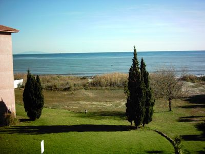 Photo for nice apartment air conditioning, 2. Floor, sea view, daily arrival