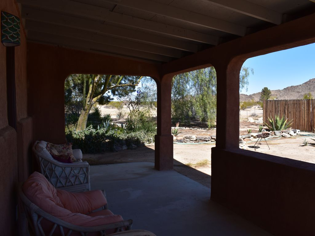 Casita Mariposa in Joshua Tree,  Peace and Nature in the Desert