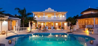 Photo for Half Century House  -  Ocean View - Located in  Tropical Sugar Hill with Private Pool
