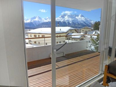 Photo for Apartment Chesa Sur Puoz in Samedan - 4 persons, 2 bedrooms