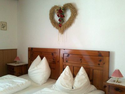 Photo for Double room with living area, shower, WC - Mitschighof