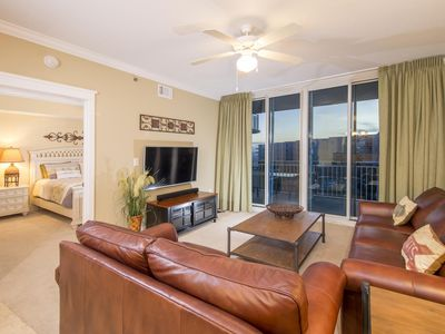 Photo for A526 1 BR/Bunk Area/2BA & 5th Floor View