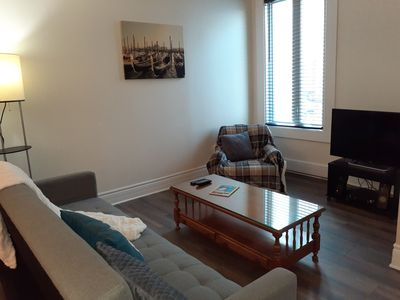 Photo for Beautiful Apartment In Quebec City Center