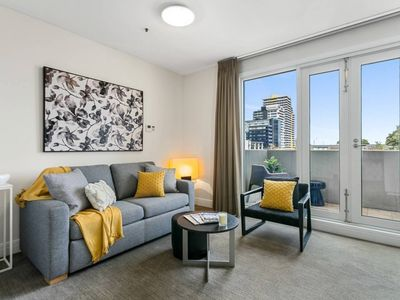 Photo for 1BR Apartment Vacation Rental in South Yarra