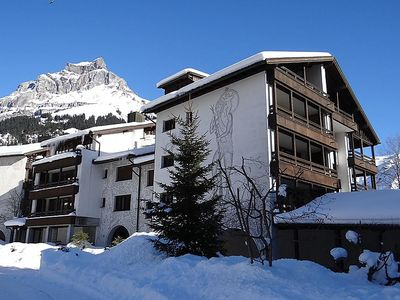 Photo for Apartment Am Dürrbach 4 in Engelberg - 2 persons, 1 bedrooms