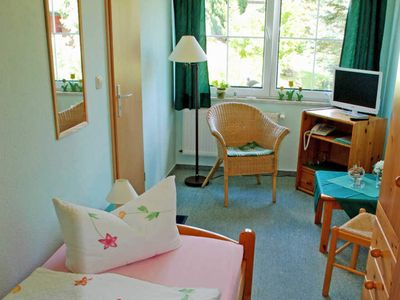 Photo for 10 single rooms - DEB 006 Pension Seeperle
