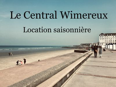 Photo for Central Wimereux Family Apartment