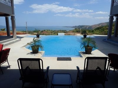 Photo for Multi Unit Home with Stunning Views and Huge Pool