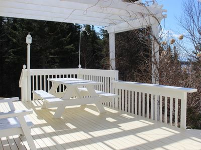 Photo for Secluded Cape Breton Ocean Front Vacation Home