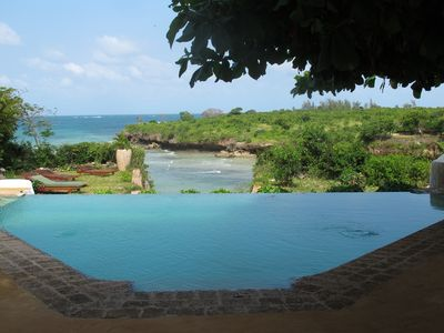 House Comes With A Pool And Sea View