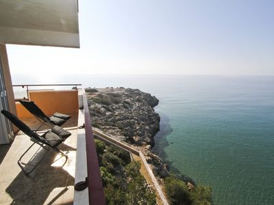 Photo for CANTILMAR 2 Apartment with amazing sea views